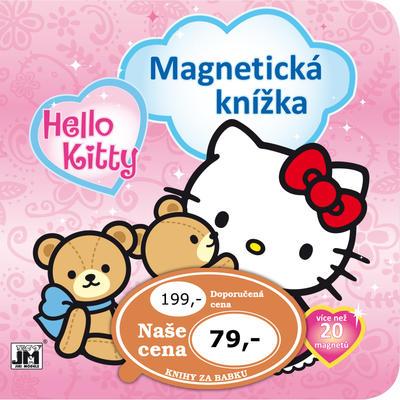 Obrázok Hello Kitty Magnetická knížka