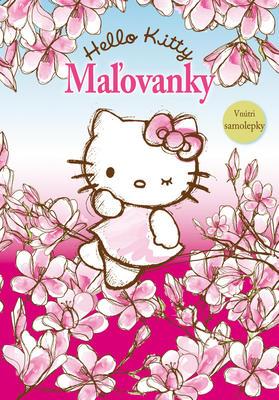 Obrázok Hello Kitty Maľovanky