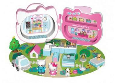 Obrázok Hello Kitty nemocnice pro zvířátka