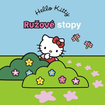 Obrázok Hello Kitty Ružové stopy