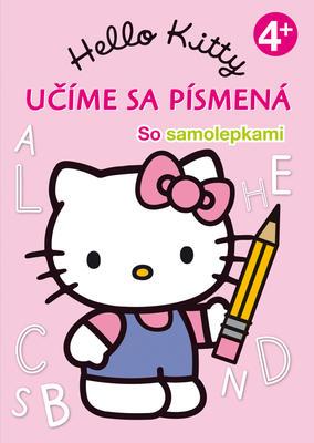 Obrázok Hello Kitty Učíme sa písmena