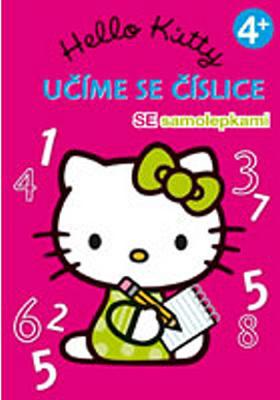 Obrázok Hello Kitty Učíme se číslice