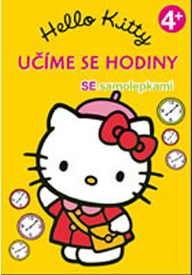 Obrázok Hello Kitty Učíme se hodiny