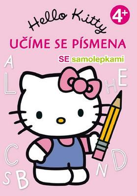 Obrázok Hello Kitty Učíme se písmenka