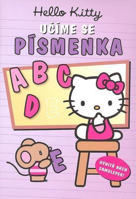Obrázok Hello Kitty Učím se písmena