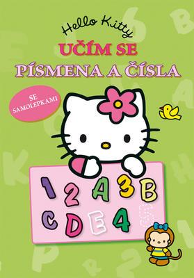 Obrázok Hello Kitty Učím se písmena a čísla