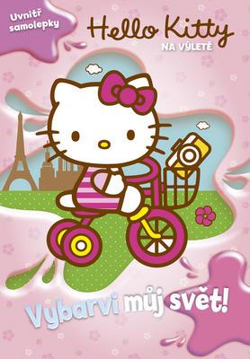 Obrázok Hello Kitty Vybarvi můj svět! Na výletě