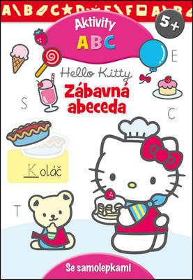 Obrázok Hello Kitty Zábavná abeceda