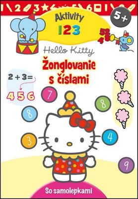 Obrázok Hello Kitty Žonglovanie s číslami