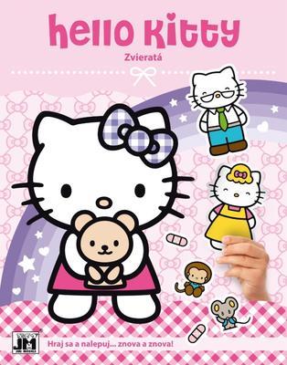 Obrázok Hello Kitty Zvieratá