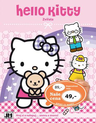 Obrázok Hello Kitty Zvířata