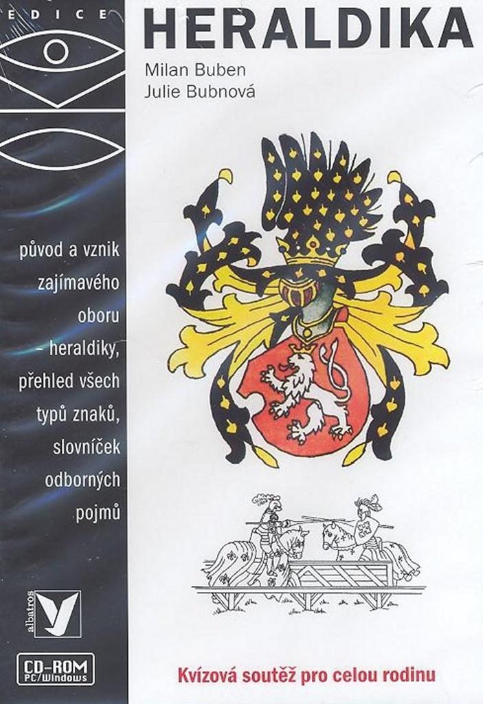 Heraldika - Julie Bubnová, Milan Buben