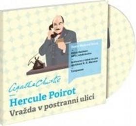 Hercule Poirot Vražda v postranní ulici - Agatha Christie Mallowanová