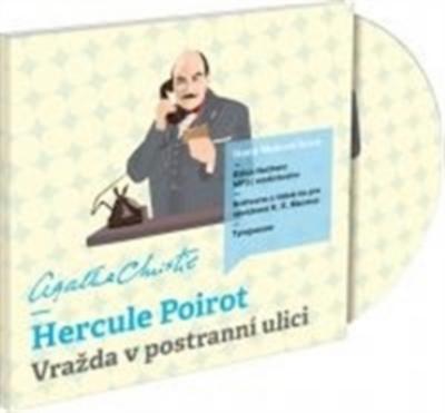 Obrázok Hercule Poirot Vražda v postranní ulici