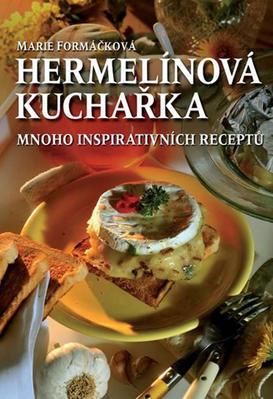 Obrázok Hermelínová kuchařka Mnoho inspirativních receptů