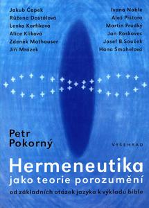 Obrázok Hermeneutika jako teorie porozumění