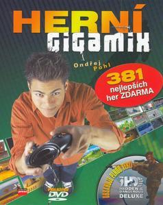 Obrázok Herní Gigamix + DVD-ROM