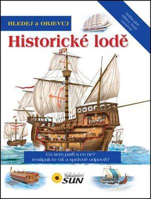 Obrázok Historické lodě