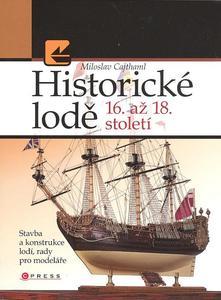 Obrázok Historické lodě 16. až 18. století