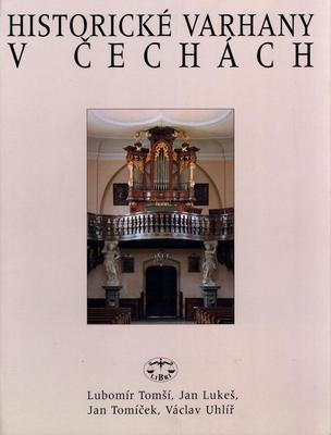 Obrázok Historické varhany v Čechách + CD