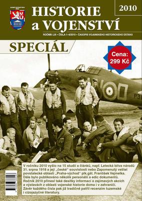 Obrázok Historie a vojenství Speciál
