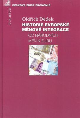 Historie evropské měnové integrace
