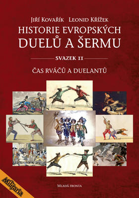 Obrázok Historie evropských duelů a šermu svazek II