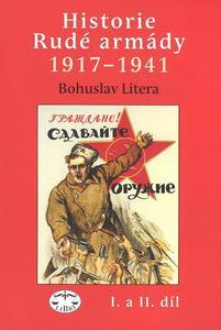 Obrázok Historie rudé armády 1917-1941