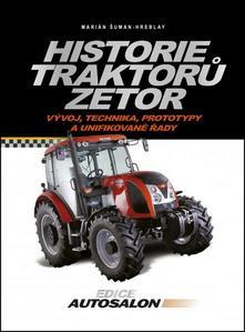 Obrázok Historie traktorů Zetor