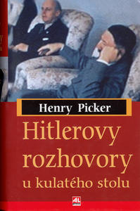 Obrázok Hitlerovy rozhovory u kulatého stolu