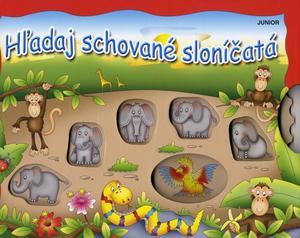 Obrázok Hľadaj schované sloníčatá