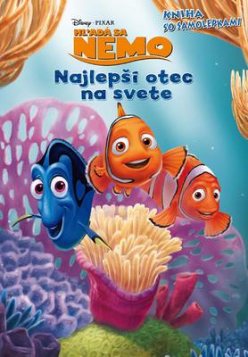 Obrázok Hľadá sa Nemo Najlepší otec na svete