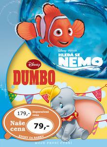 Obrázok Hledá se Nemo Dumbo