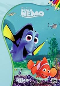Obrázok Hledá se Nemo - omalovánka