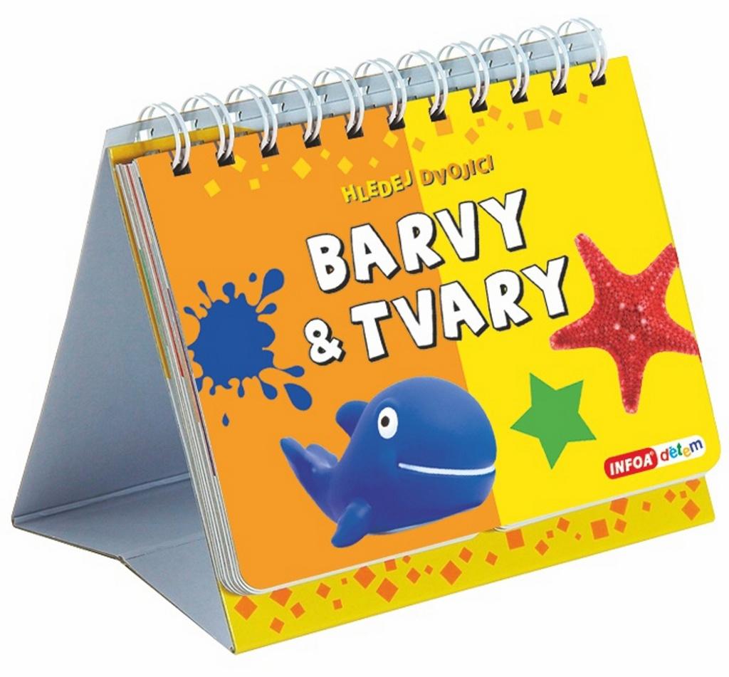 Hledej dvojici Barvy & Tvary