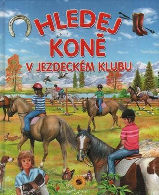 Obrázok Hledej koně v jezdeckém klubu