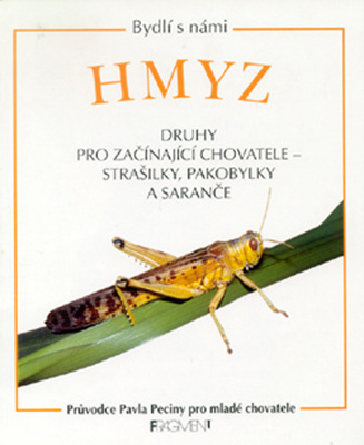 Obrázok Hmyz Druhy pro začínající chovatele - strašilky, pakobylky a saranče