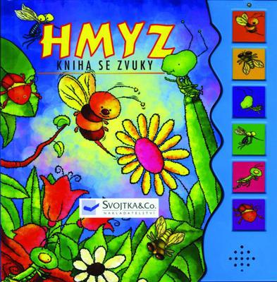 Obrázok Hmyz Kniha se zvuky
