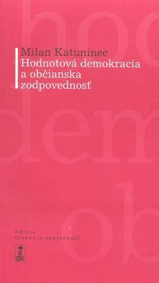 Obrázok Hodnotová demokracia a občianska zodpovednosť