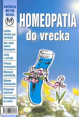 Obrázok Homeopatia do vrecka