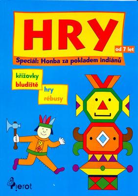 Obrázok Honba za pokladem indiánů Hry od 7 let