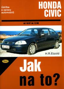 Obrázok Honda Civic od 10/87 do 12/00