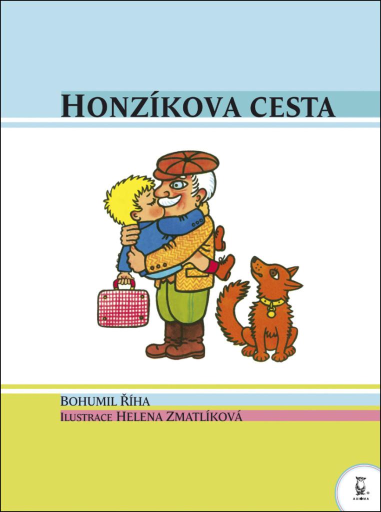Honzíkova cesta - Bohumil Říha