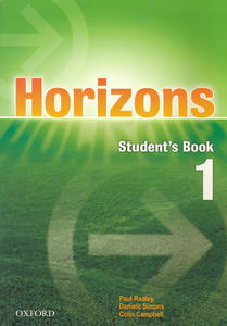 Obrázok Horizons 1 Studenťs Book