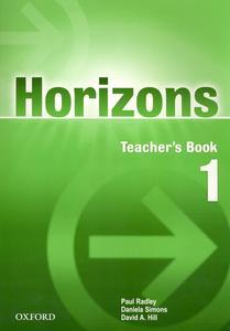 Obrázok Horizons 1 Teacher's book