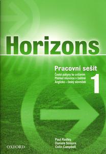 Obrázok Horizons 1 Workbook CZ