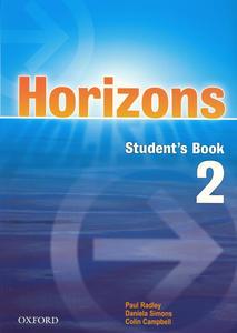 Obrázok Horizons 2 Studenťs Book