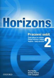 Obrázok Horizons 2 Workbook CZ