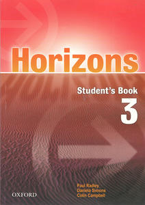Obrázok Horizons 3 Student's Book