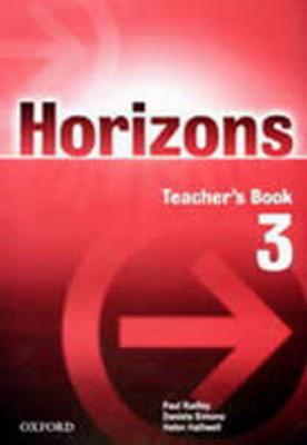 Obrázok Horizons 3 Teacher´s Book